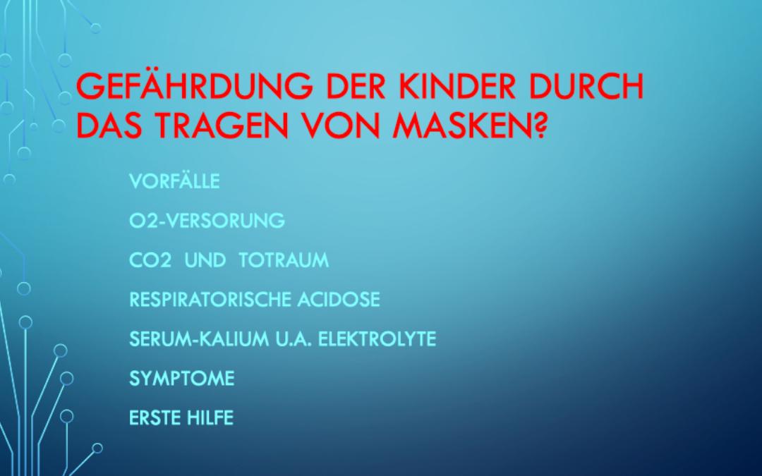 Wichtig für Lehrer, Schüler, Eltern, Ersthelfer: Anästhesistin und Notfallärztin Heike Sensendorf klärt auf!