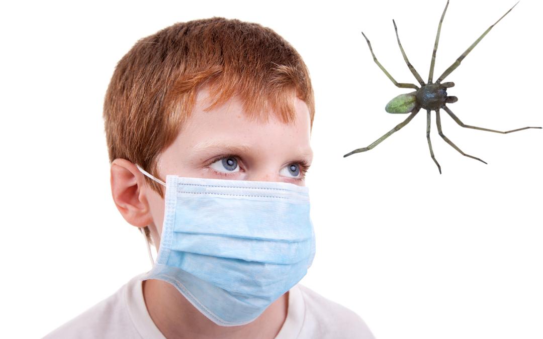Maske löst Schwindel aus – 6-jähriger berichtet…