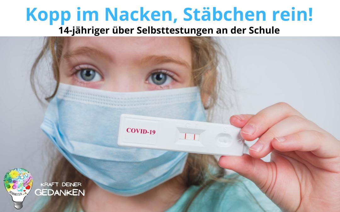 Gesunde Kinder Testen – Neue Normalität!